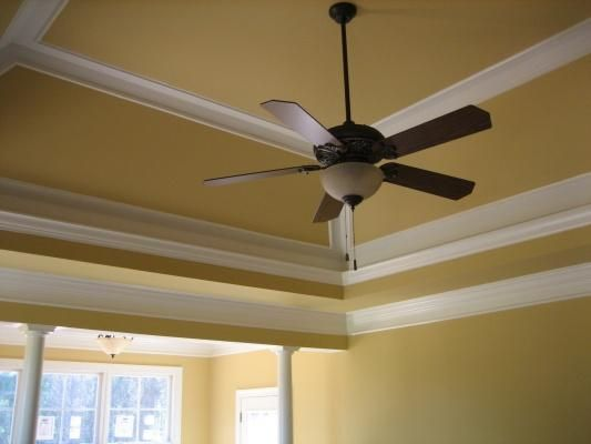 I Love Tray Ceilings Perhaps One Day In My Dream House I 39 Ll Be Able To Have These In My Master