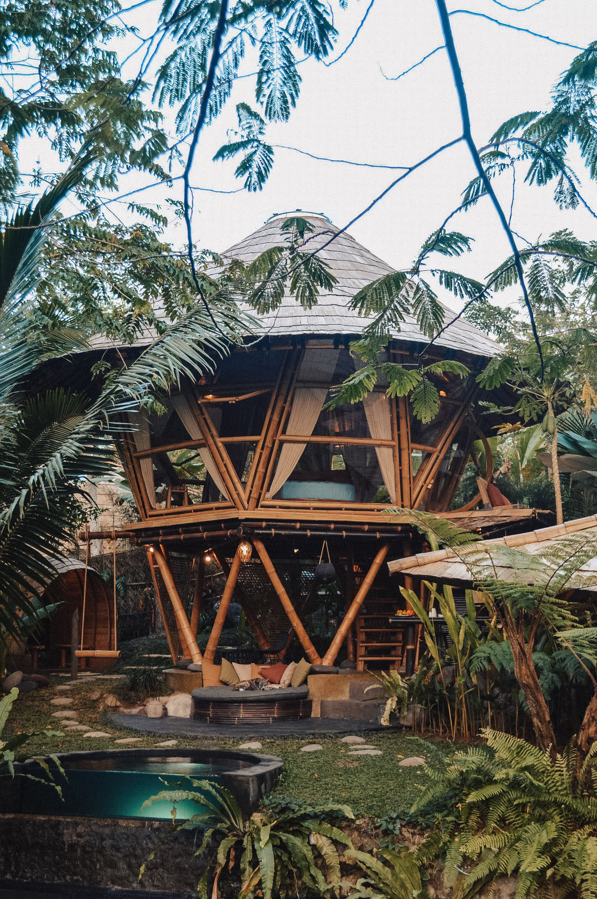 Https Www Airbnb Rooms 24043648 Eco Bamboo Home In