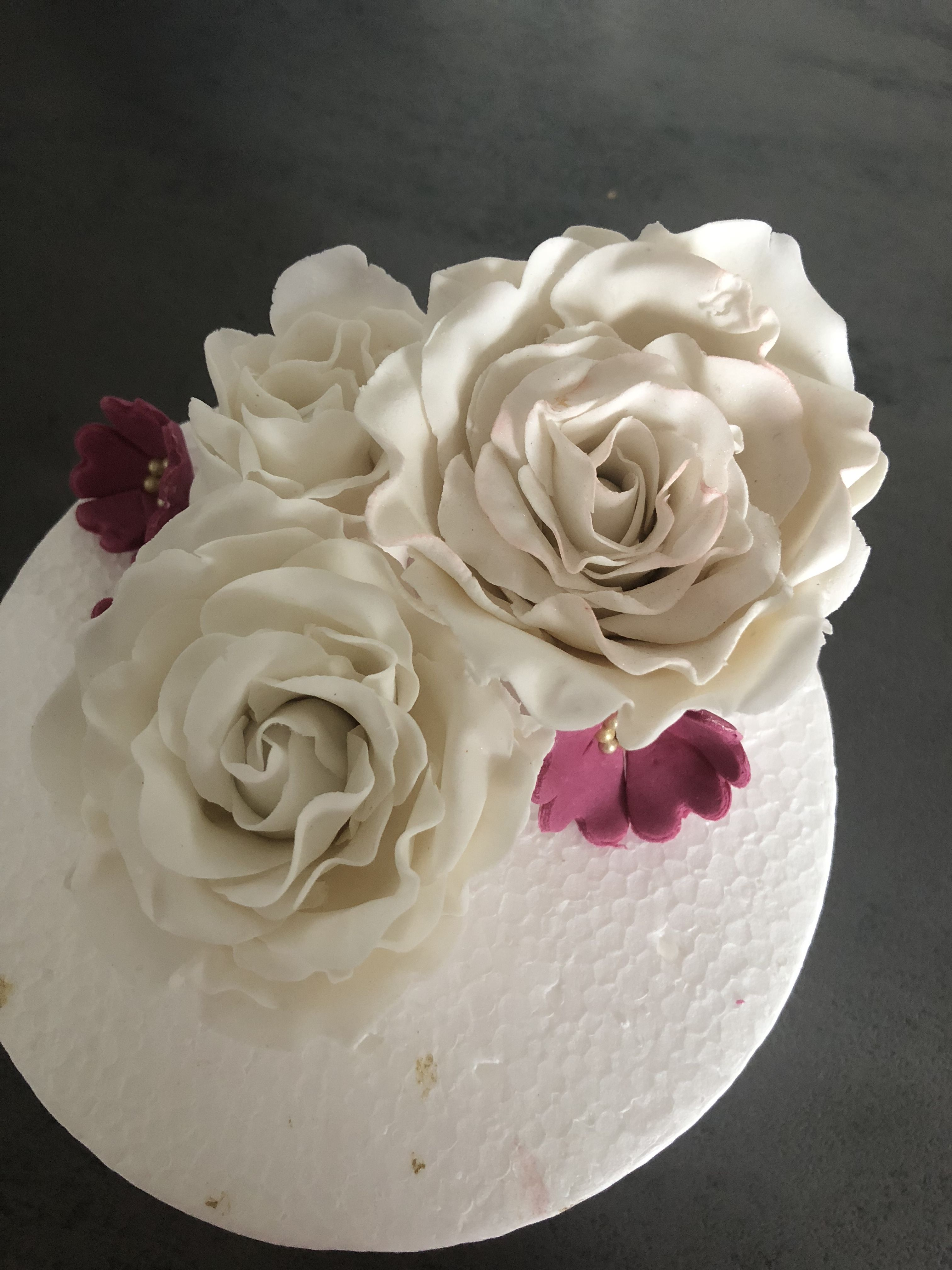 Modelage de fleur