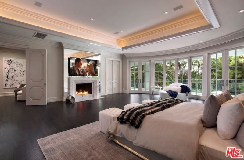 101 Primary Bedrooms With Fireplaces Photos Dream Master Bedroom Luxury Bedroom Master Luxurious Bedrooms