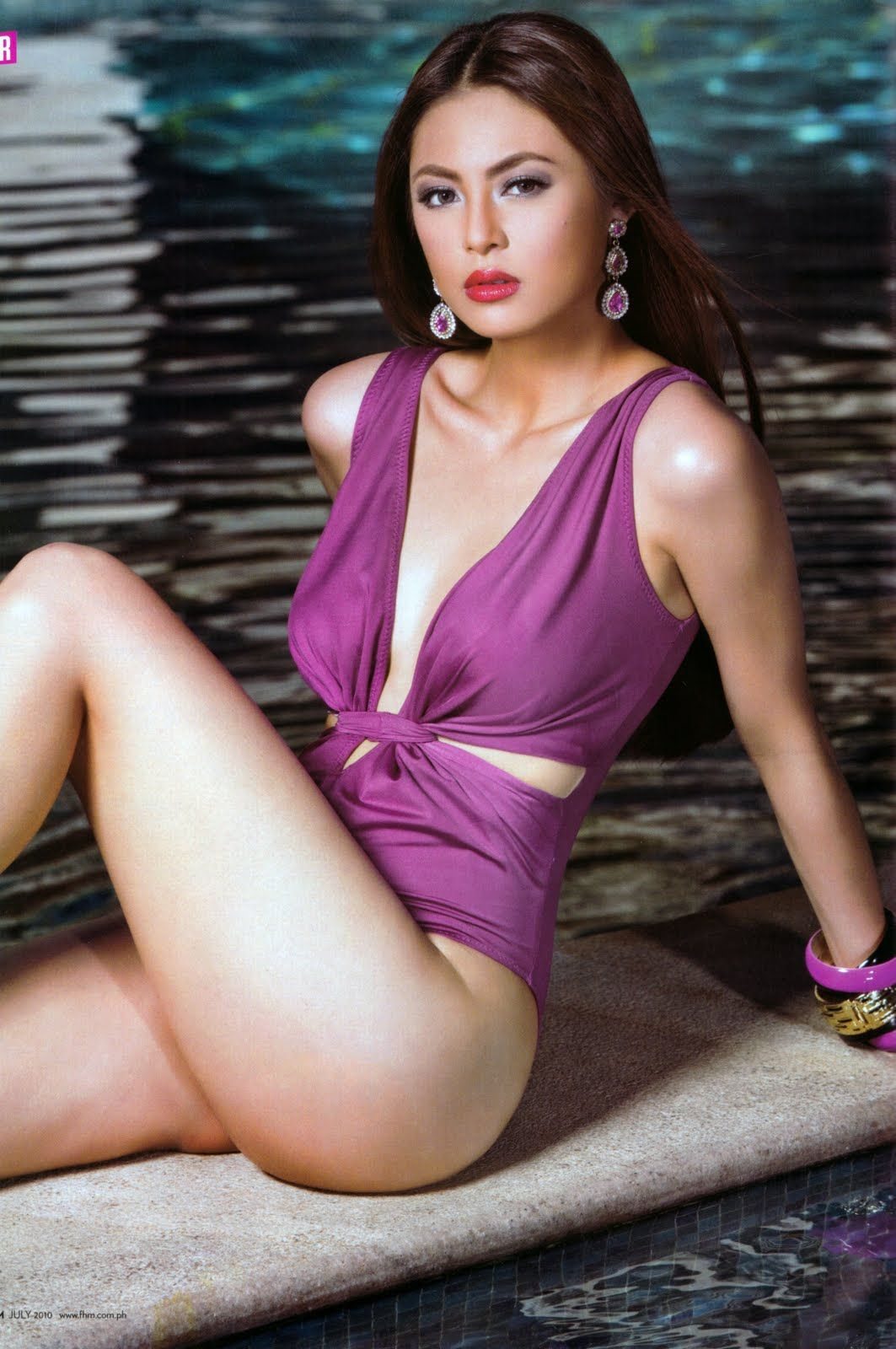 sam pinto leads fhm�s 100 sexiest women 2012 poll angel