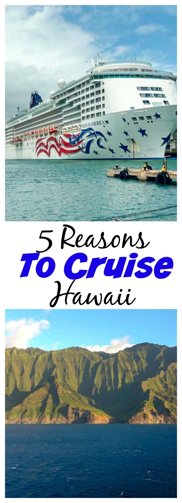 5 Reasons to go on a Hawaiian Cruise - Not sure what to do ...