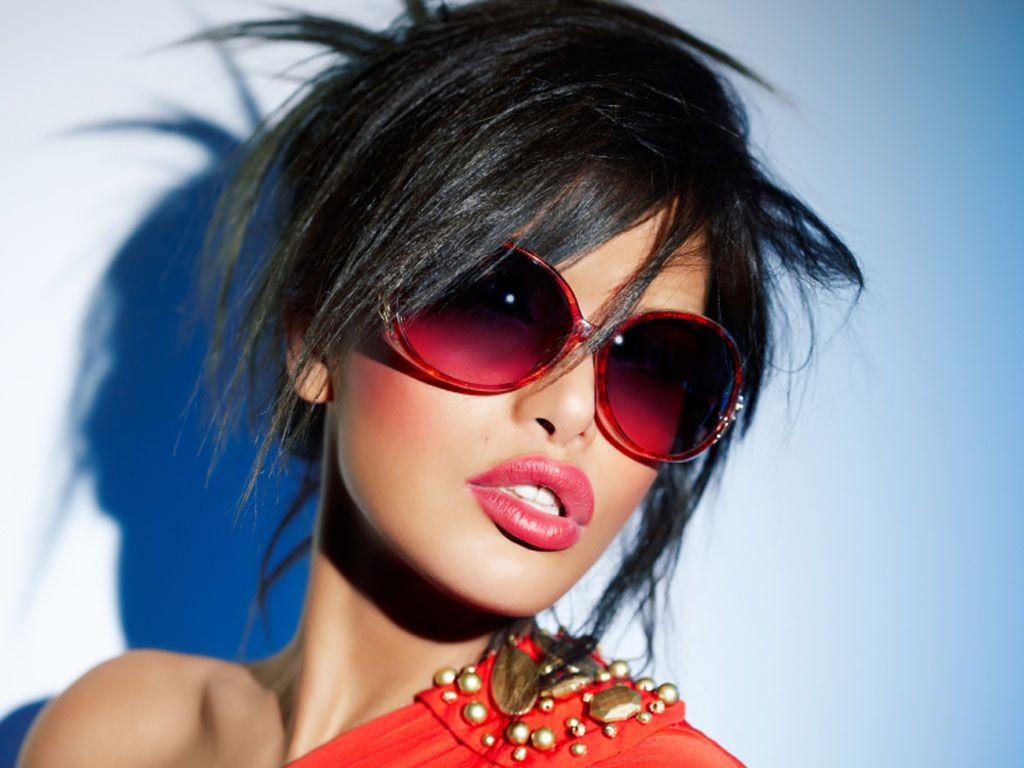 Glamour Cosmetics Photoshoot