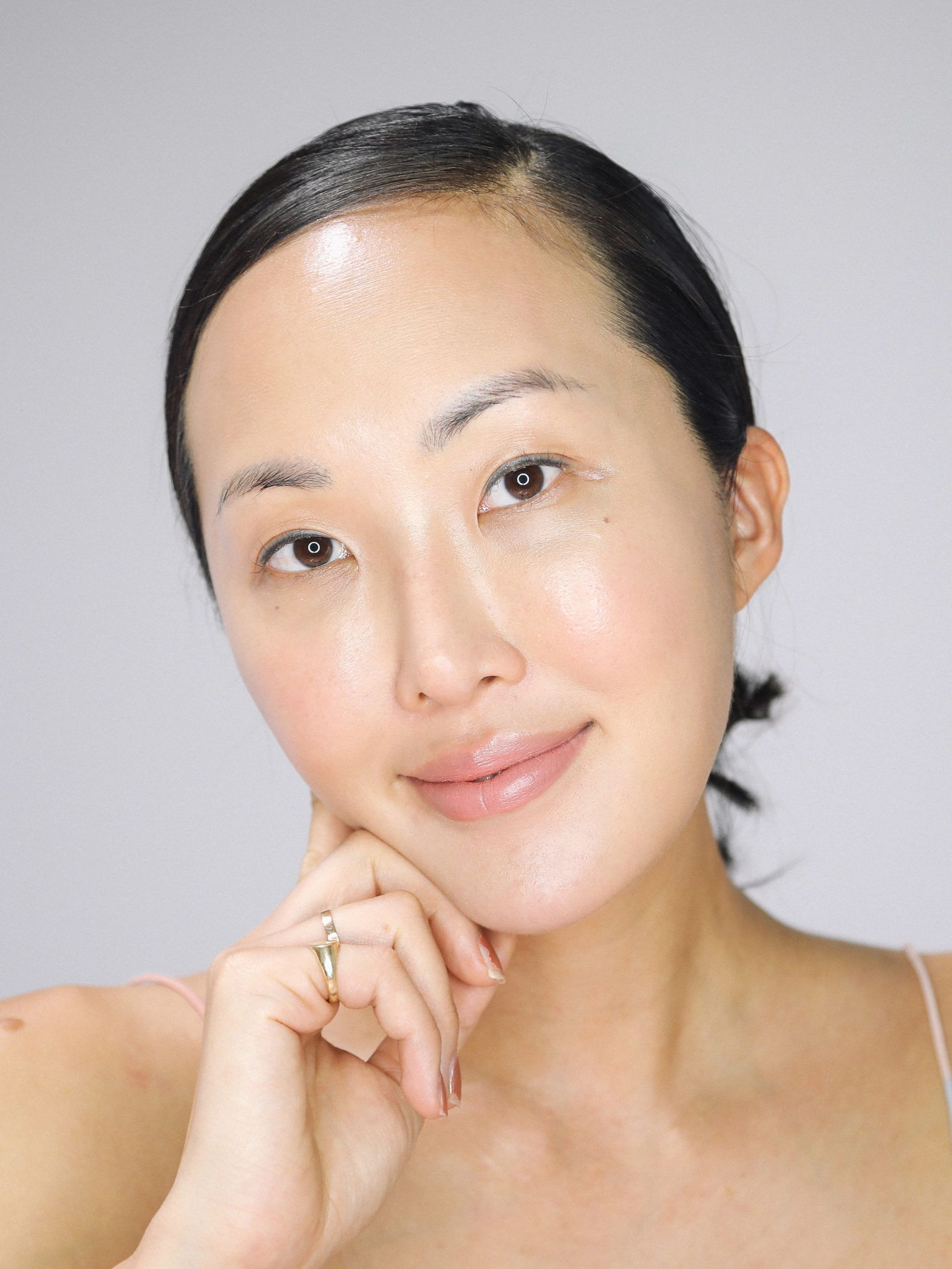 How to Look Beautiful Without Makeup Without makeup