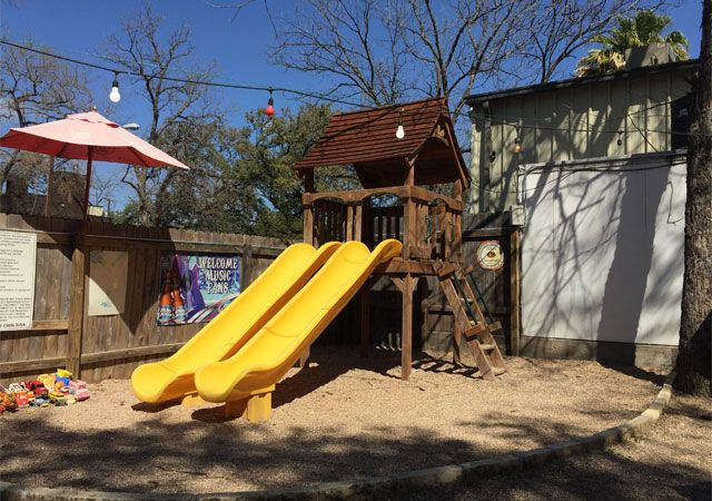 Favorite Restaurants With Playgrounds In Austin Free Fun