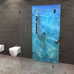 Duschruckwand Duschruckwand Dusche Modernes Badezimmerdesign