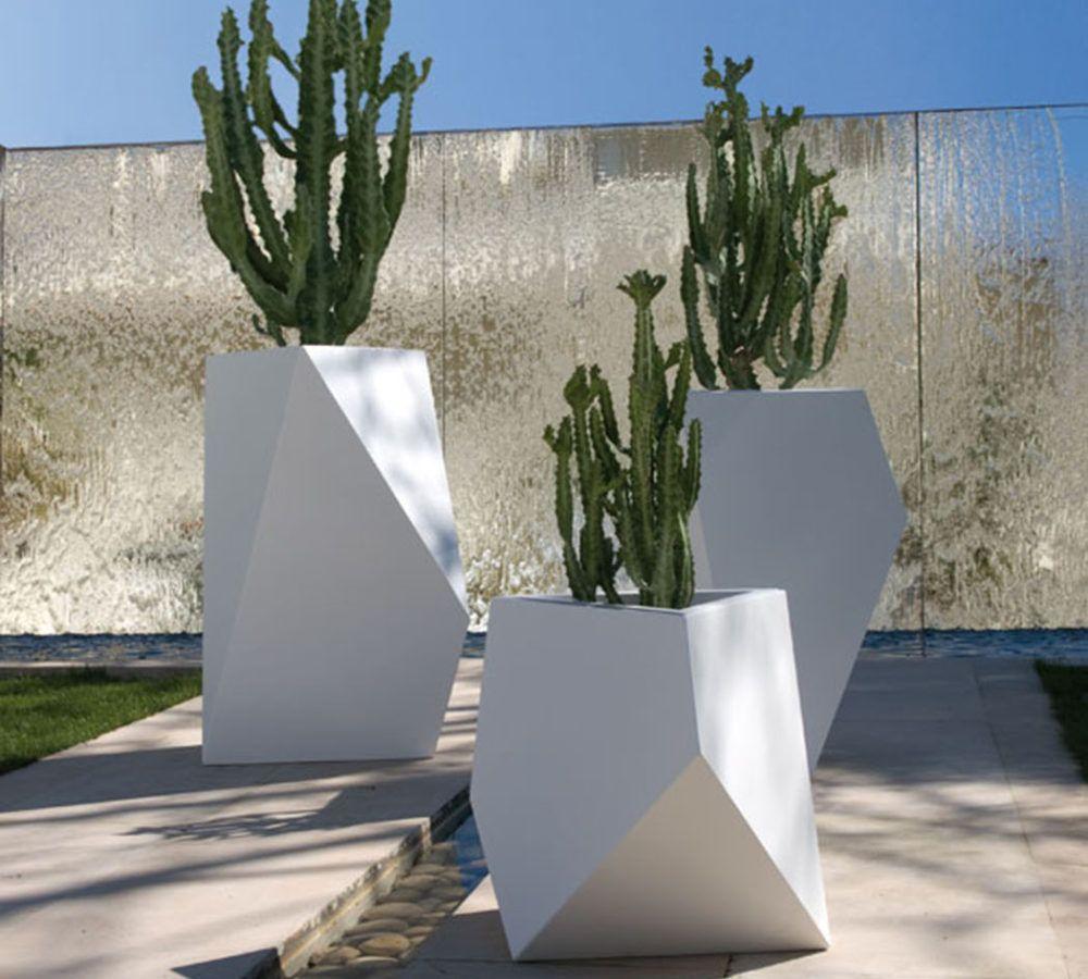 Kobol Reversible Planter Nel 2020 Fioriera Da Giardino Vasi Di