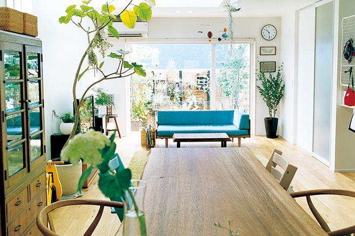 プロローグ「一所懸命」バイヤー・監修者 山田 遊さん 家に会いに。vol. 21   入居者インタビュー   みんなで考える住まいのかたち   MUJI…