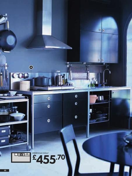 ikea #udden #kitchen Home ♥ DIY, Ikea hacks Pinterest Küçük - udden küche ikea