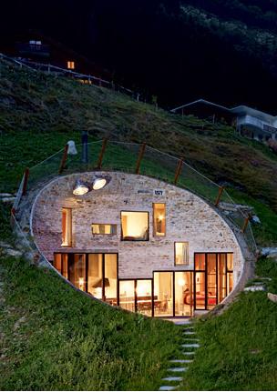 Villa Vals, Switzerland: Bjarne Mastenbroek and Christian ...