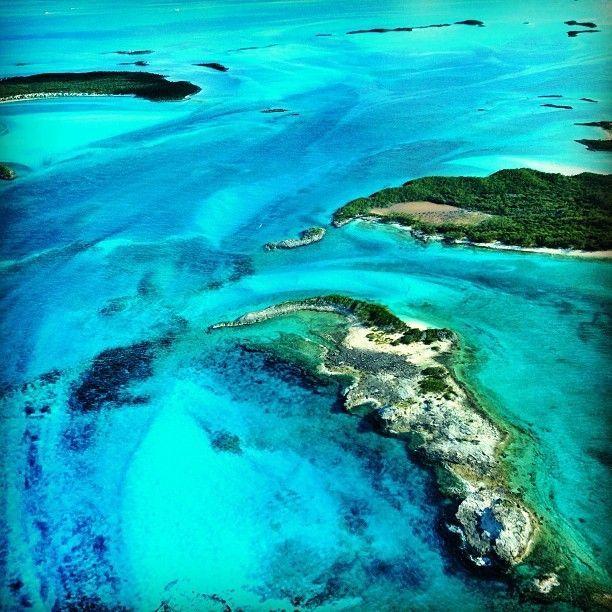 Exuma Cays, Exuma, The Bahamas — By The Planet D