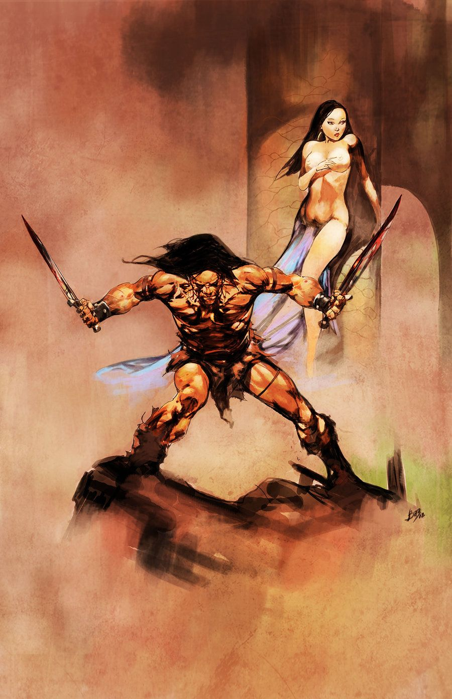 CONAN By Obazaldua On DeviantArt (With Images)