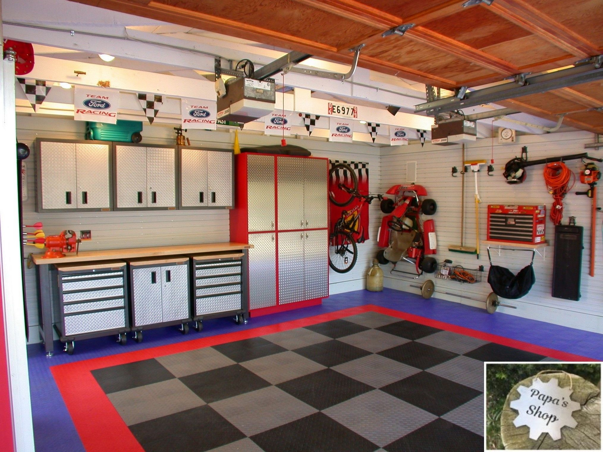 How To Create Your Own Garage Workshop Cool Garages Custom
