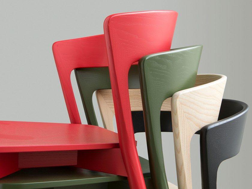 Edith Stapelbarer Stuhl By Traba Design Massimo Broglio Stuhl Design Produktdesign Stuhle