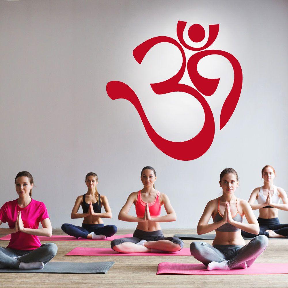 *Mystische Wandtattoos* für Yoga