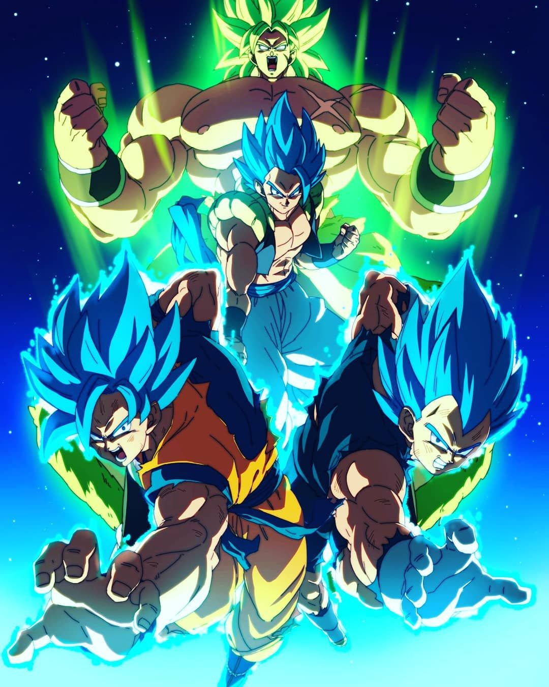Dragon Ball Super Broly On Instagram Dragon Ball Super Broly Fanart Poster Art Anime Dragon Ball Super Dragon Ball Super Dragon Ball Goku
