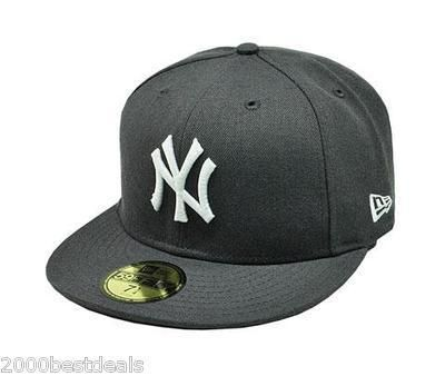 New Era 59fifty New York Yankees Casquette pour Homme