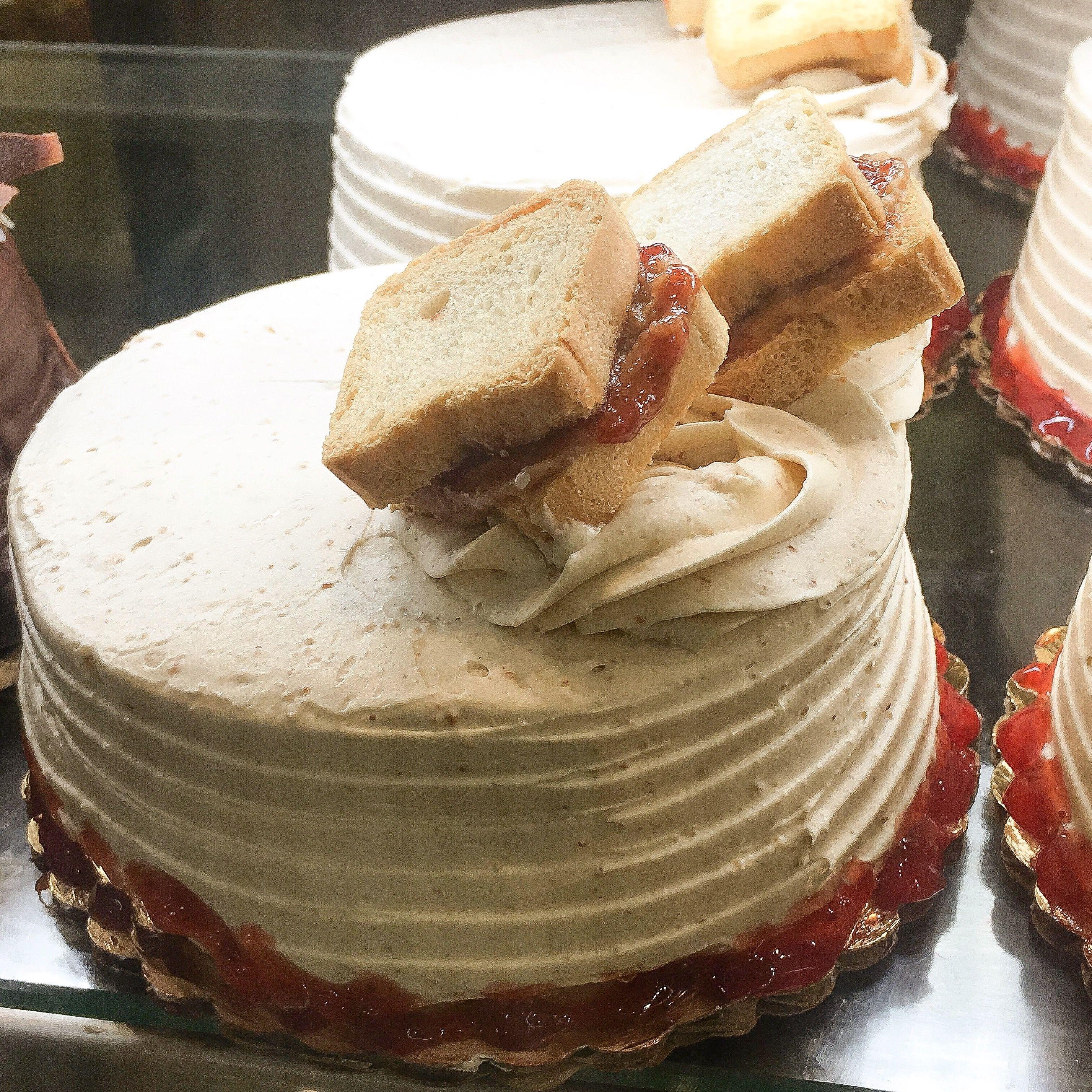 Peanut butter jelly cake peanut butter jelly jelly cake
