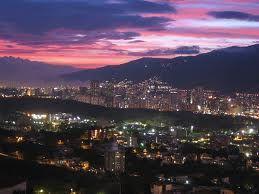 Caracas, Venezuela-late 80's