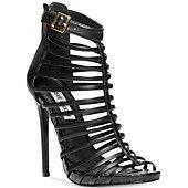 Steve Madden Women's Marnee Caged Platform Sandals