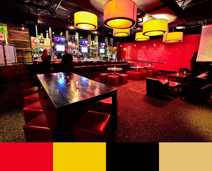 19 Most Hilarious Restaurant Interior Design Ideas Around The - innovatives decken design restaurant