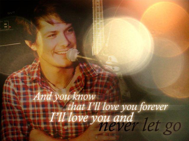 Never let go #Hanson