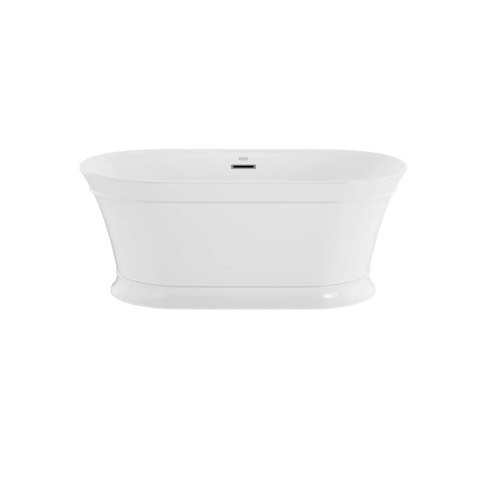 Jacuzzi Ldf5931bcxxxx Build Com In 2020 Free Standing Bath Tub Acrylic Tub Bathtub