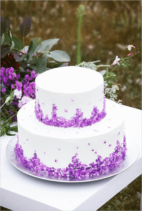 wedding cake sugar crystals wedding ideas white wedding cakes rock 25815