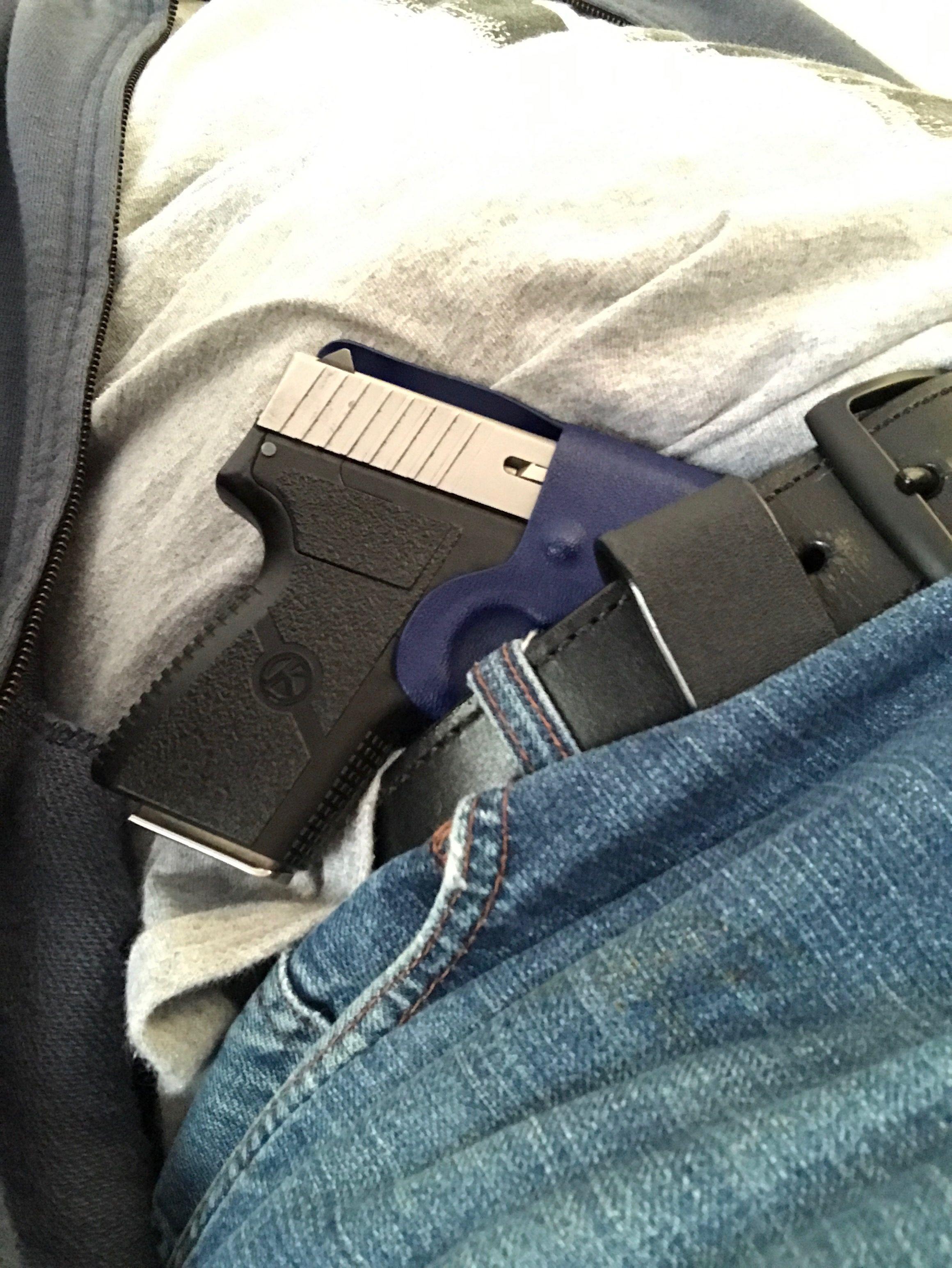 Appendix Carry Kahr PM9 | GARP holsters | Hand guns, Guns, Carry on