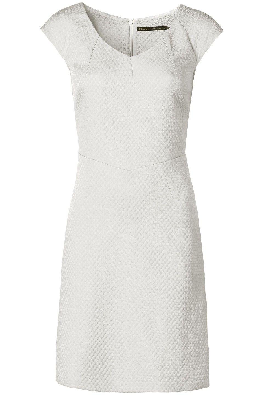 Zwart witte jurk steps