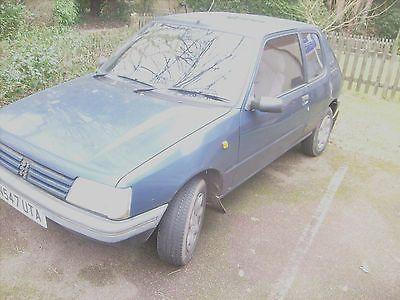 eBay: Peugeot 205 1996 REPAIR /SPARES PROJECT #carparts #carrepair ...