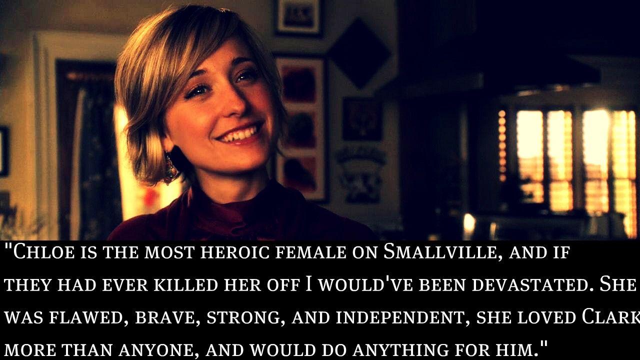 Favorite smallville quotes