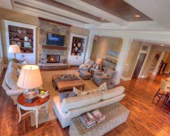 Traditional Living Room Design, Pictures, Remodel, Decor and Ideas - page 150