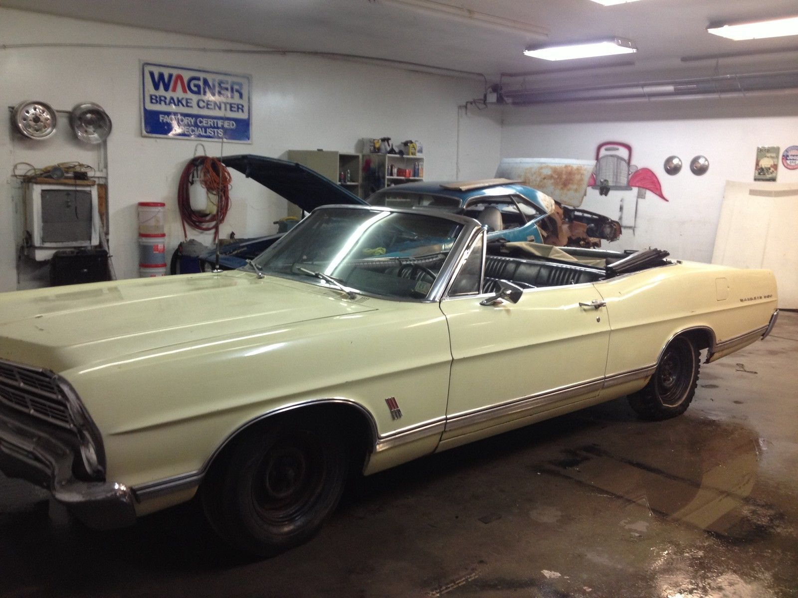 1967 Ford Galaxy 500 Convertible Ford galaxie, Ford