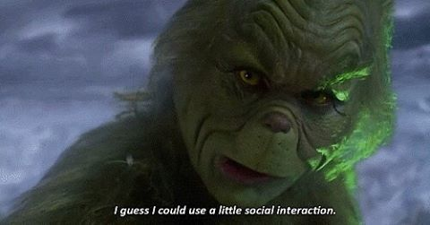 Grinch Quotes Interesting The Grinch  Me Every Morning  Subtitles  Pinterest  Grinch And