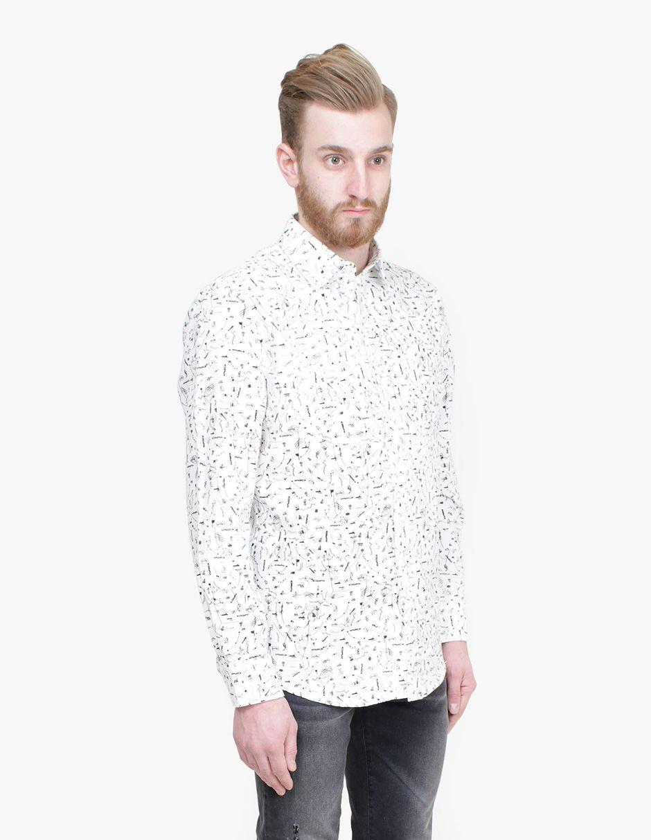 awesome Arternative Brisk Oxford Shirt,