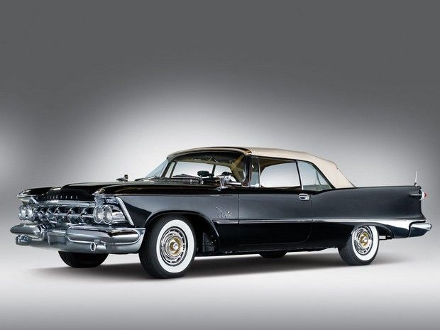 1959 Imperial Crown Convertible