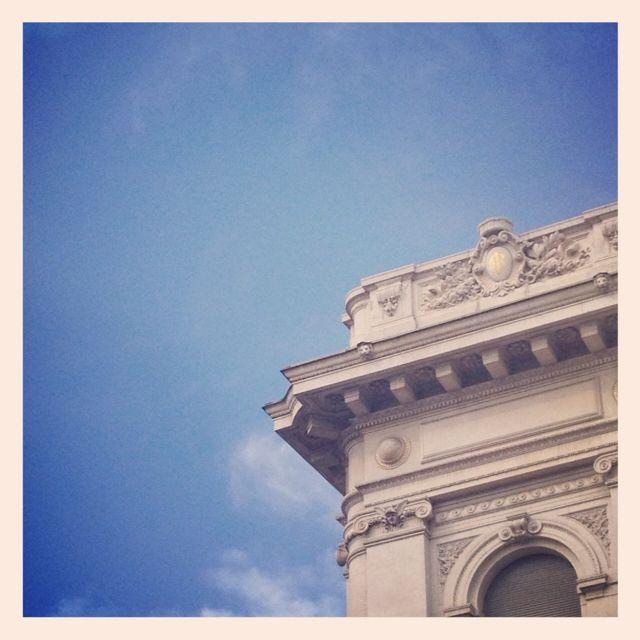 Teatro Scala square, #Milano