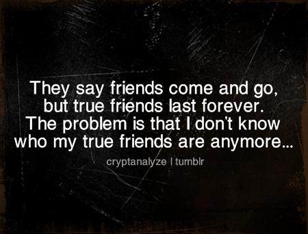 False Friends Friends Friend Friendship Fake Friends Quote Crypt1