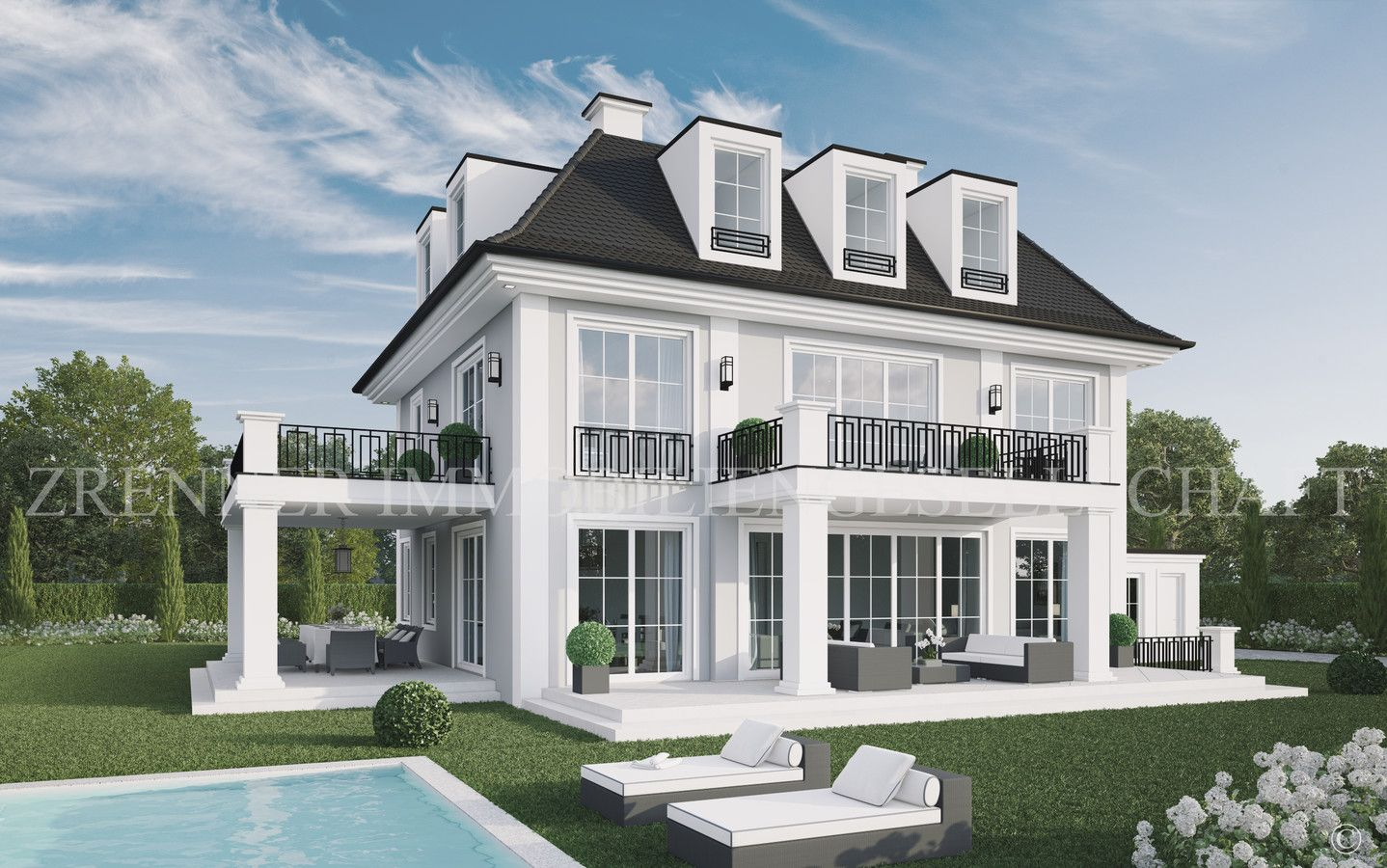 G7 Palais Graf Seyssel The New Classic Bestlage