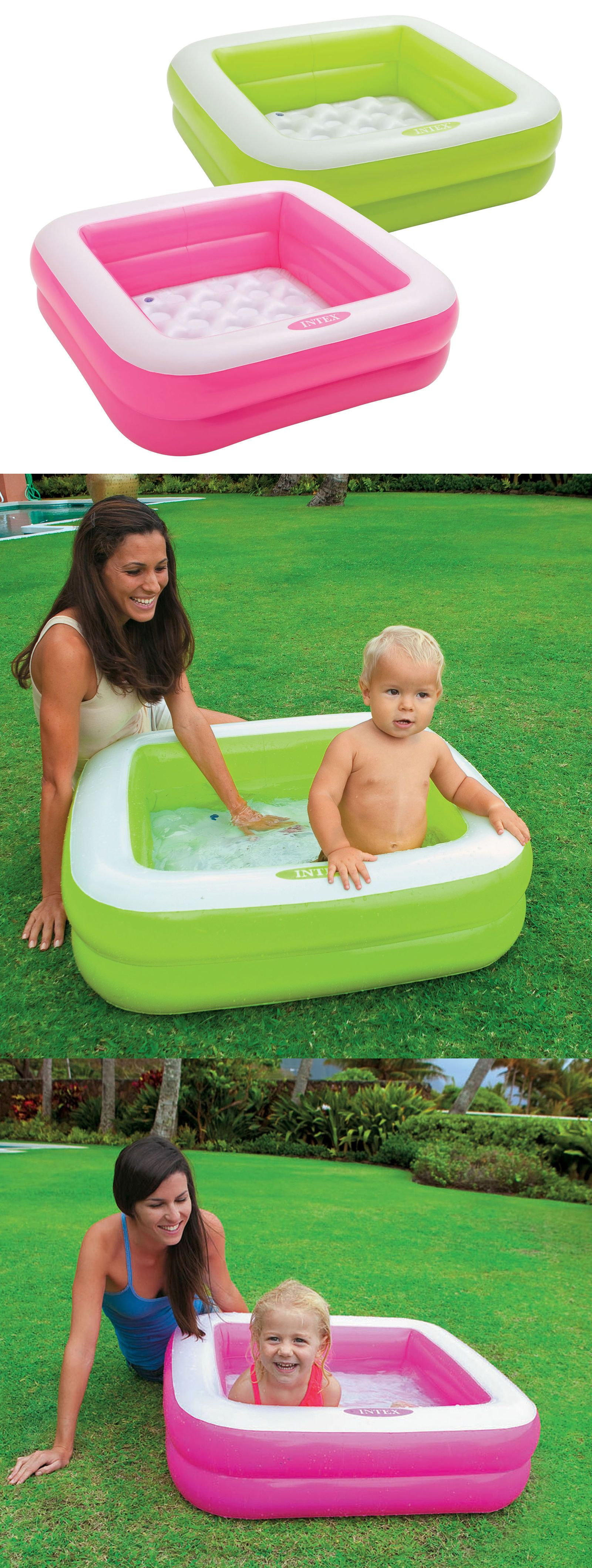 Inflatable and Kid Pools 116407 Intex Play Pool Baby