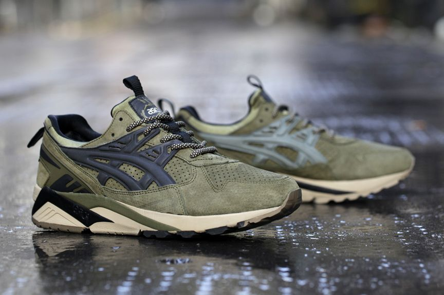 Asics Gel Kayano Footpatrol Release Date | Sole Collector