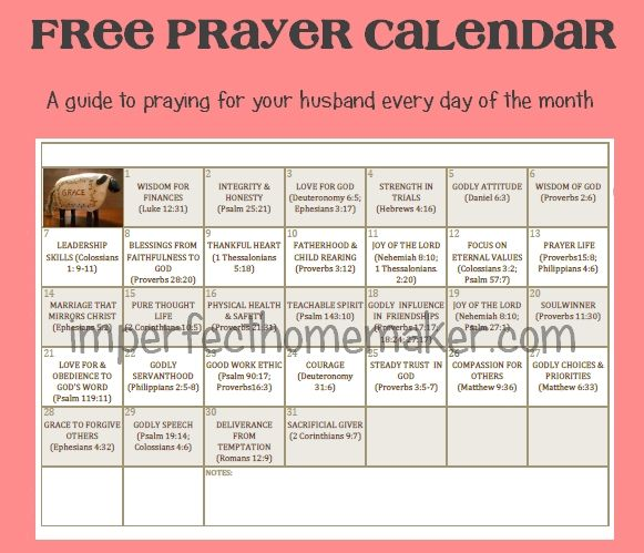 The Importance of Being Your Spouse\u0027s Prayer Warrior (and a free