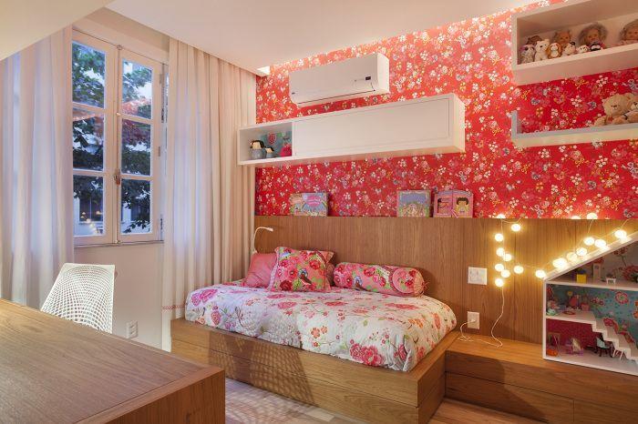 {Projeto gisele taranto, quarto menina} Inspirações para quarto de menina no blog - acesse e confia! #girlsroom
