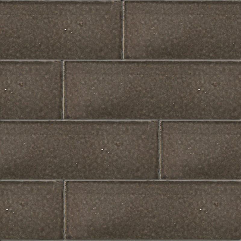 Agora Grey Plain Ceramic Tiles 2 1 4x7 3 8 Country Floors Of America Llc Glazed Brick Ceramic Tiles Glazed Thin Brick