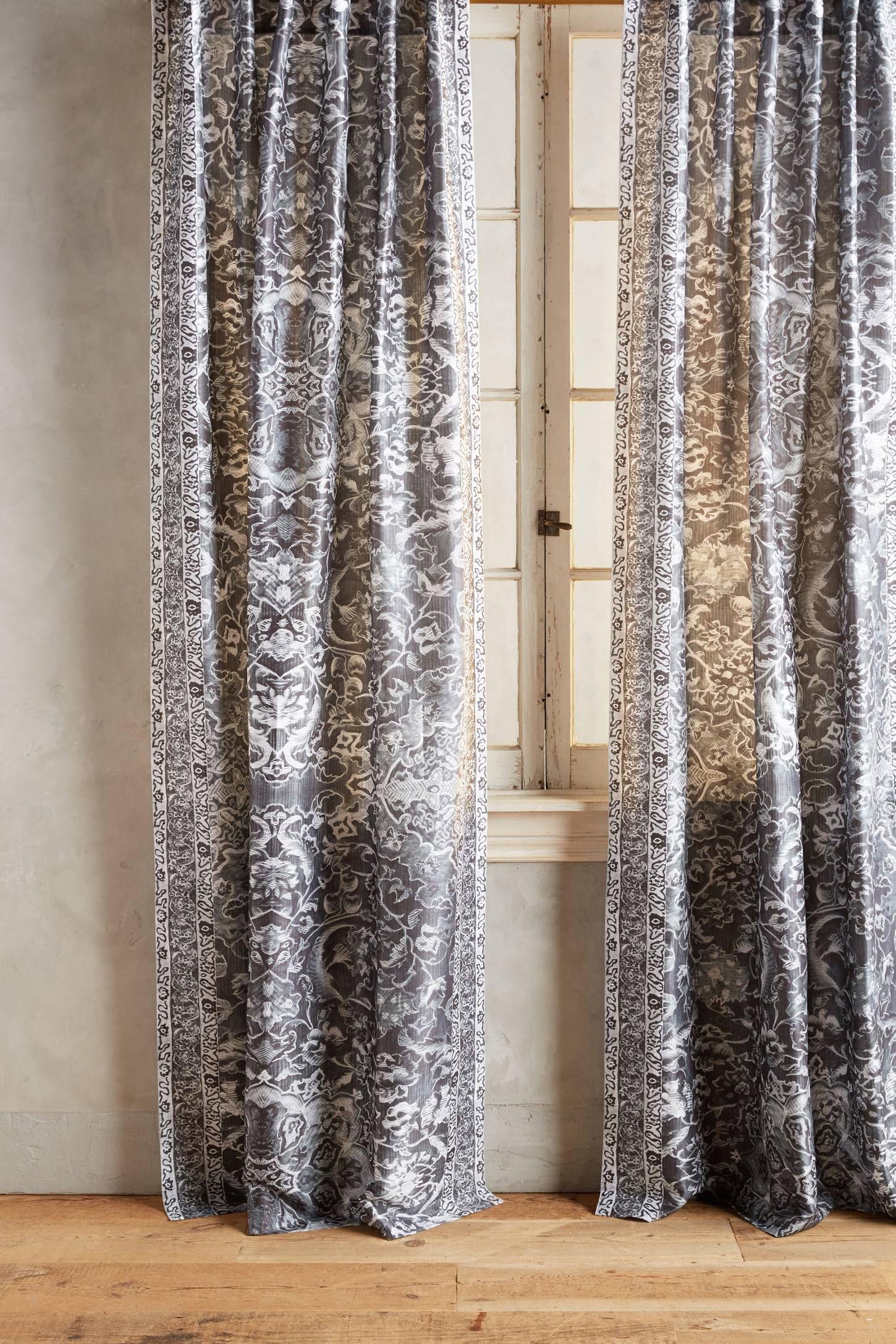 Adjustable Double Curtain Rod Curtains Home Curtains Drapes