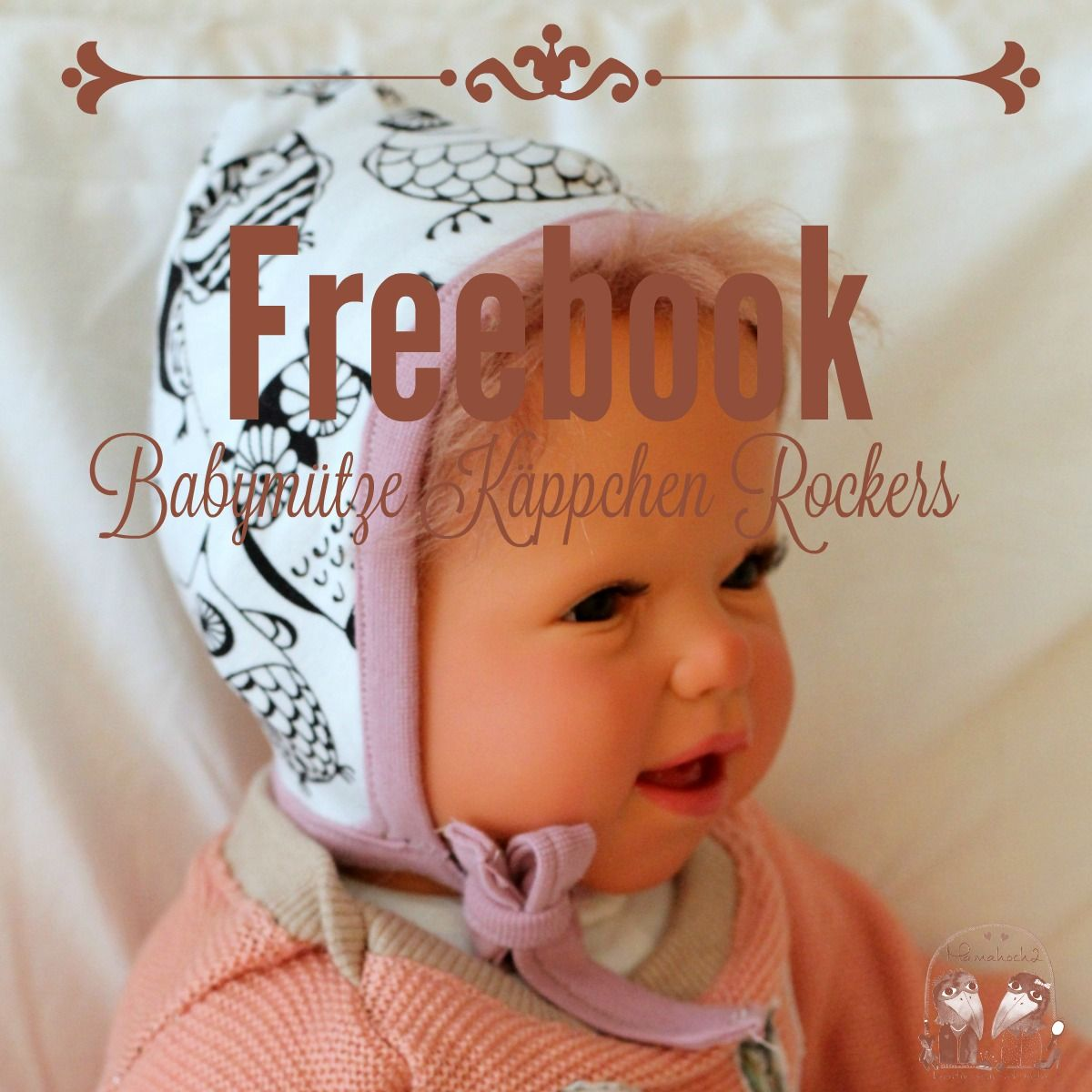 Freebook Käppchen Rockers