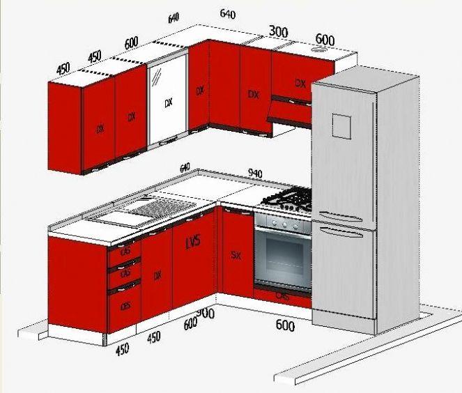 Misure Angolo Cucina Componibile Ikea Cucina Componibile ...