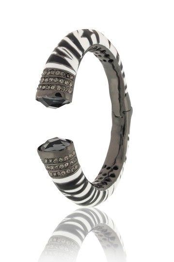 Angelique de Paris Zebra bracelet