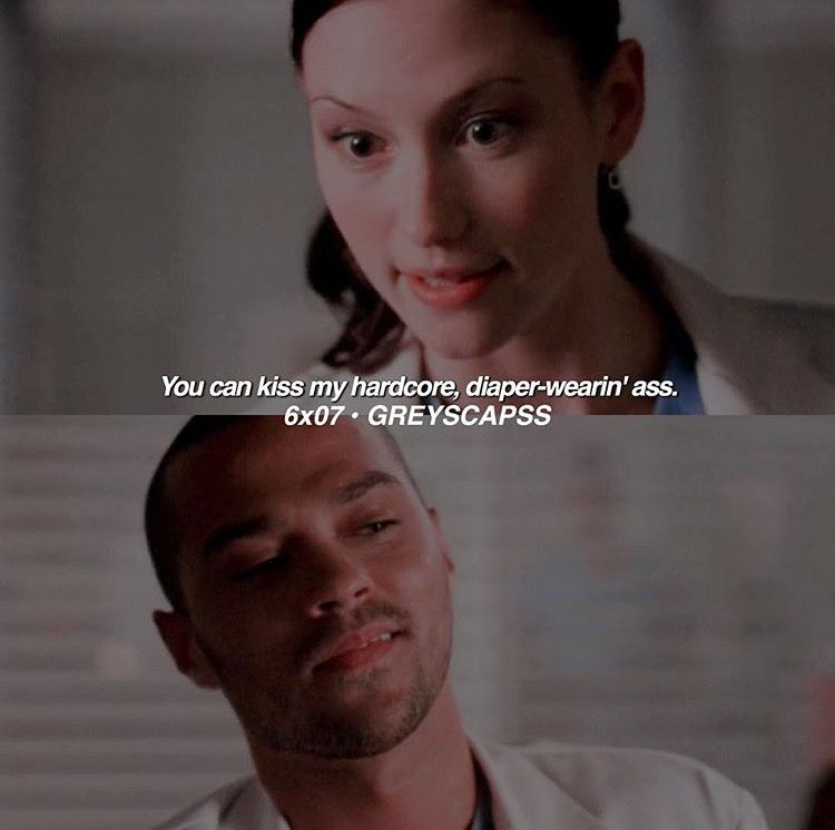 Grey\'s Anatomy 6x07 Lexie & Jackson | TV | Pinterest